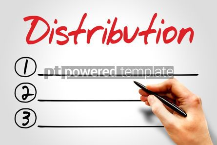 Business: Distribution #08140