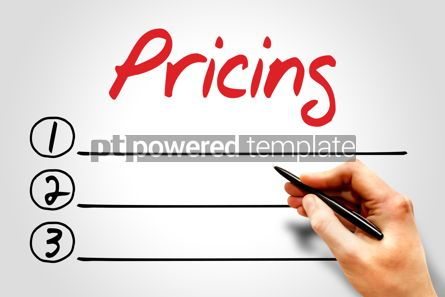 Business: Pricing #08147