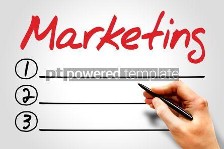 Business: Marketing #08149