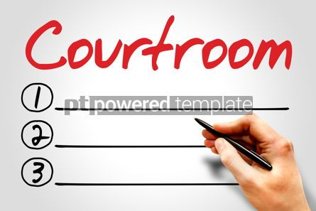 Business: Courtroom #08150