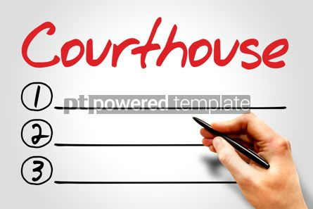Business: Courthouse #08151