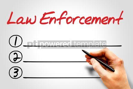 Business: Law enforcement #08153