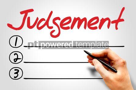 Business: Judgement #08155