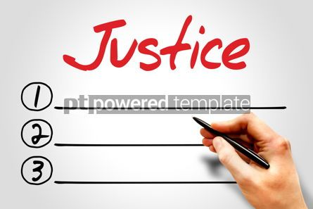 Business: Justice #08156