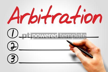 Business: Arbitration #08160