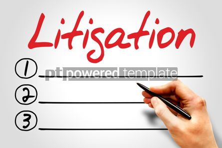 Business: Litigation #08165