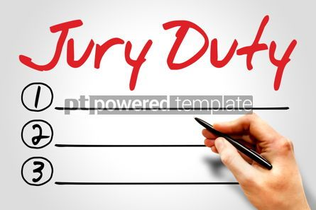 Business: Jury Duty #08174