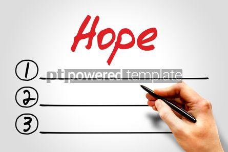 Business: Hope blank list #08179