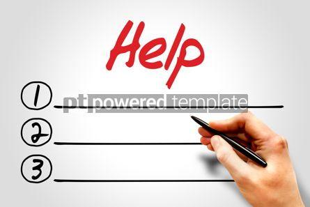 Business: Help blank list #08182