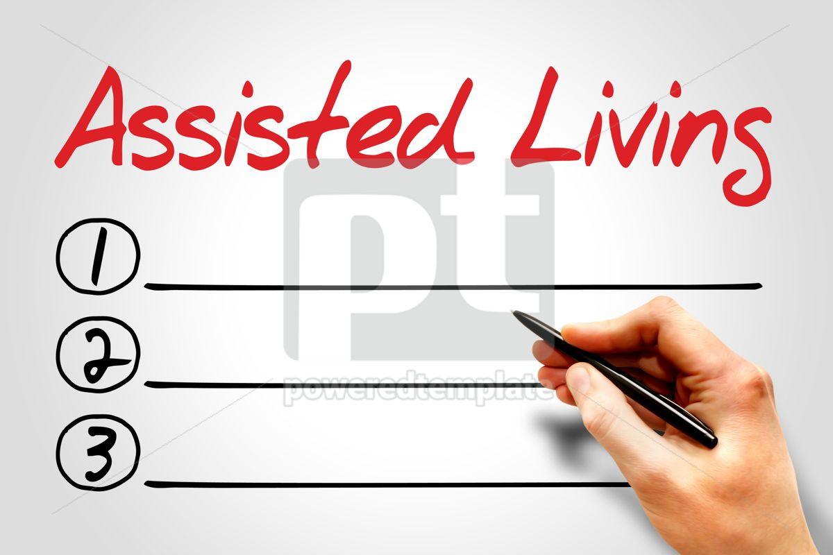 Assisted Living, 08196, Business — PoweredTemplate.com