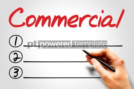 Business: Commercial #08202