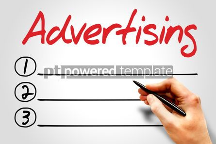 Business: Advertising #08203