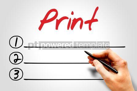 Business: Print #08218