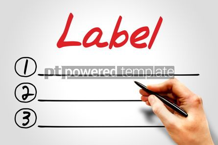 Business: Label #08219