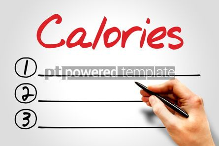 Sports: Calories #08254
