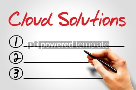 Technology: Cloud Solutions #08261