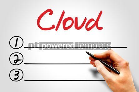 Technology: Cloud #08264