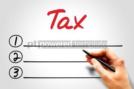 Business: Tax blank list #08273