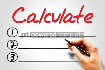 Business: Calculate #08275