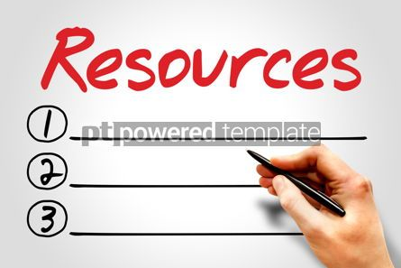 Business: Resources #08287