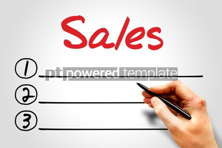 Business: Sales #08300