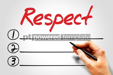 Education: Respect #08303
