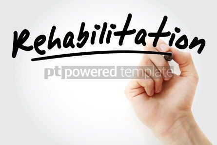 Business: Hand writing Rehabilitation with marker #08495