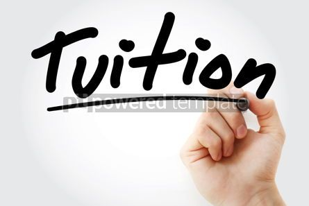 Business: Hand writing Tuition with marker #08518