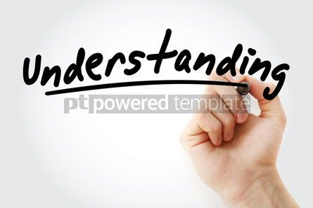 Business: Hand writing Understanding with marker #08578