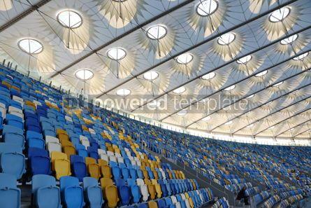 Sports : NSC Olympic stadium in Kyiv Ukraine #08685