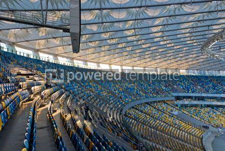 Sports : NSC Olympic stadium in Kyiv Ukraine #08686
