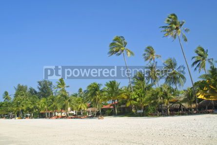 Nature: Cenang beach on Langkawi island Malaysia #08694
