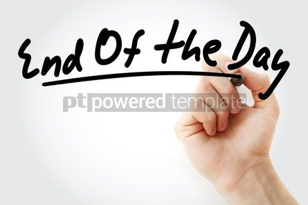 Business: EOD - End Of the Day acronym #09149