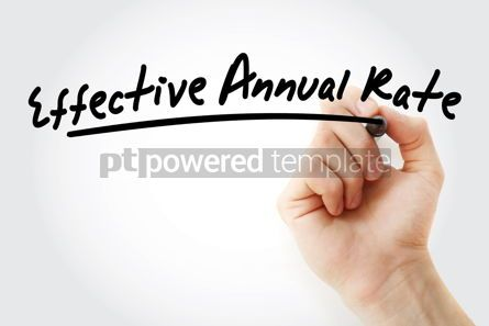 Business: EAR - Effective Annual Rate acronym #09150