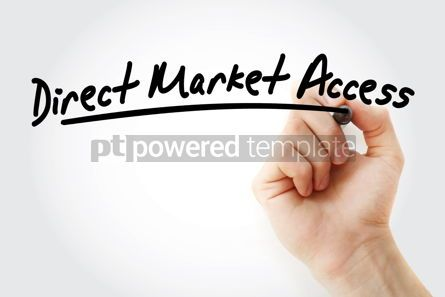Business: DMA - Direct Market Access acronym #09151