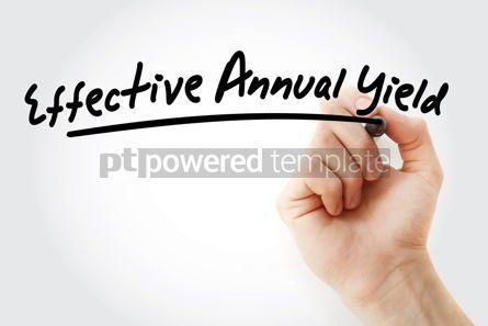 Business: EAY - Effective Annual Yield acronym #09152