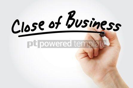 Business: COB - Close of Business acronym #09155