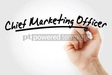 Business: CMO - Chief Marketing Officer #09156