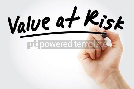 Business: VaR - Value at Risk acronym #09196
