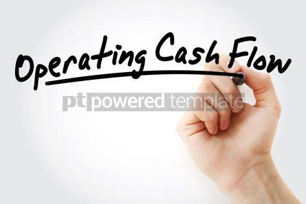 Business: OCF - Operating Cash Flow acronym #09199