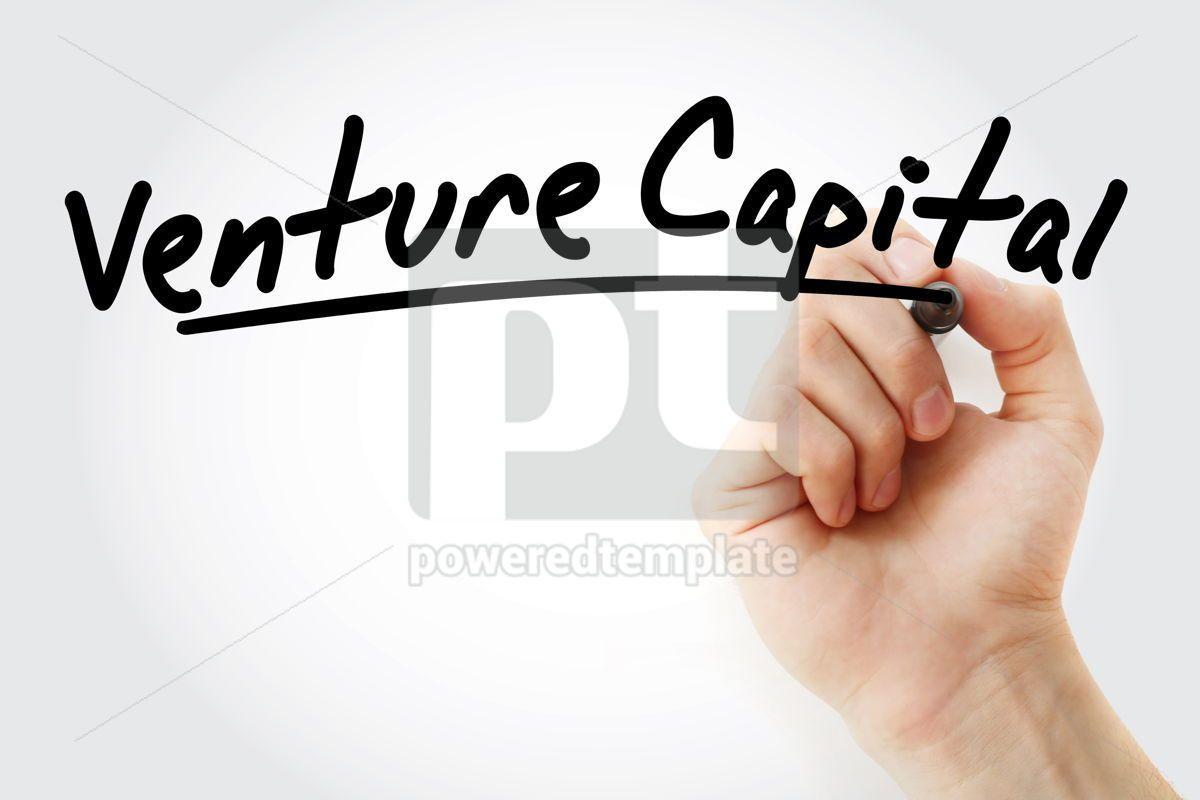 VC - Venture Capital acronym, 09202, Business — PoweredTemplate.com