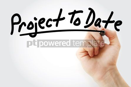 Business: PTD - Project To Date acronym #09219