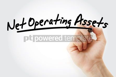 Business: NOA - Net Operating Assets acronym #09225