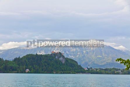 Nature: Bled castle Slovenia #09293