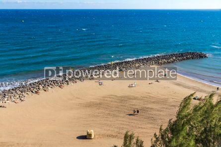 Nature: Maspalomas Beach Gran Canaria island Canary islands Spain #09383