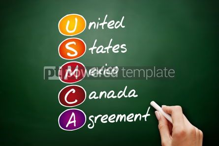 Business: USMCA - United States Mexico Canada Agreement #09419