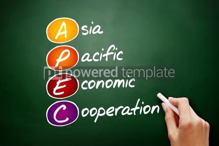 Business: APEC - Asia Pacific Economic Cooperation acronym #09456