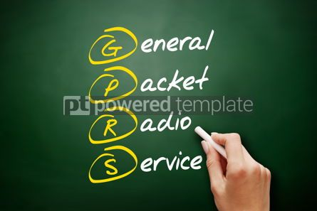 Technology: GPRS - General Packet Radio Service acronym #09461