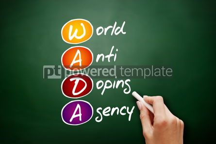 Health: WADA - World Anti Doping Agency acronym #09469