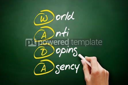 Health: WADA - World Anti Doping Agency acronym #09470